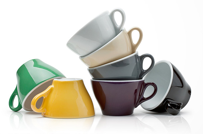 coffee cup product photography
